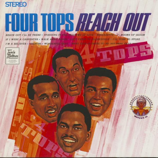 Reach Out (LP)