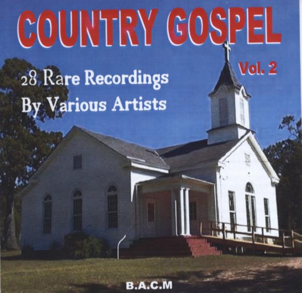 Country Gospel Vol.2 (CD)
