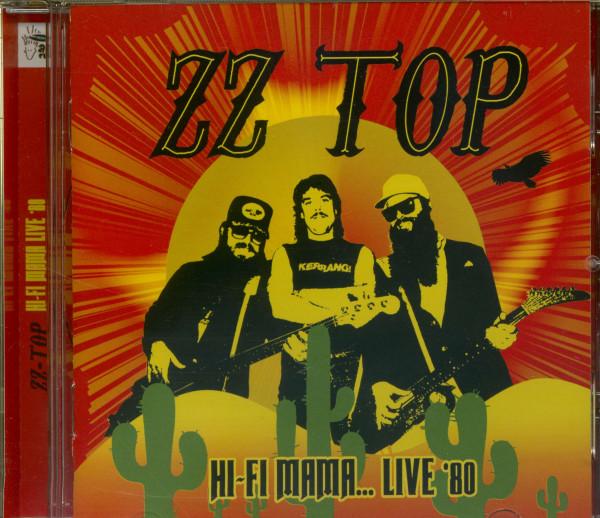Hi-Fi Mama... Live '80 (CD)