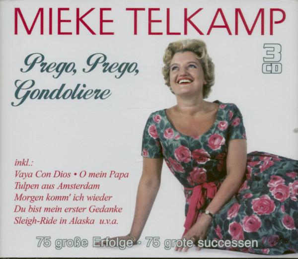Prego, Prego, Gondoliere (3-CD)
