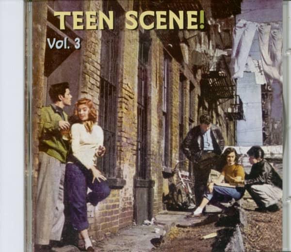 Vol.03, Teen Scene