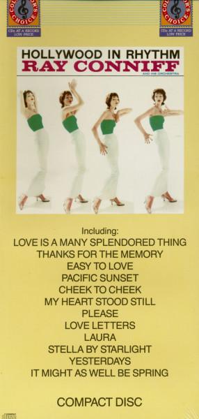 Hollywood In Rhythm (CD, US Longbox)