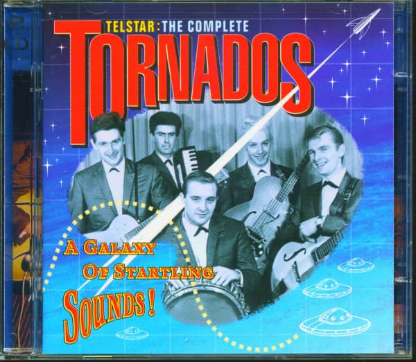 Telstar - The Complete Tornados (2-CD)