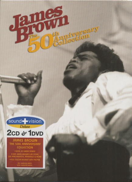 50th Anniversary Collection (2-CD & DVD, Ltd)