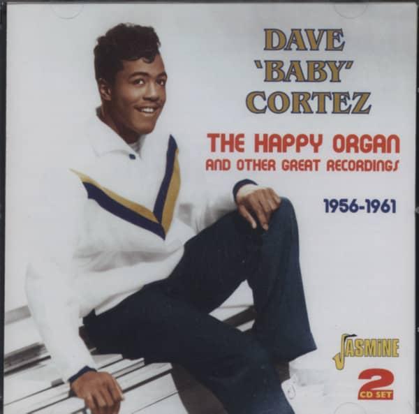 The Happy Organ 1956-61 (2-CD)