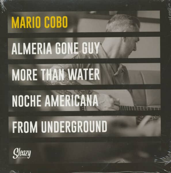 Mario Cobo (7inch, 45rpm, EP, PS)