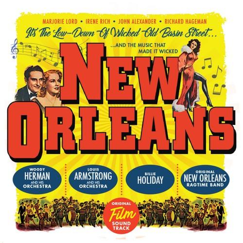 New Orleans - Original Film Soundtrack (CD)