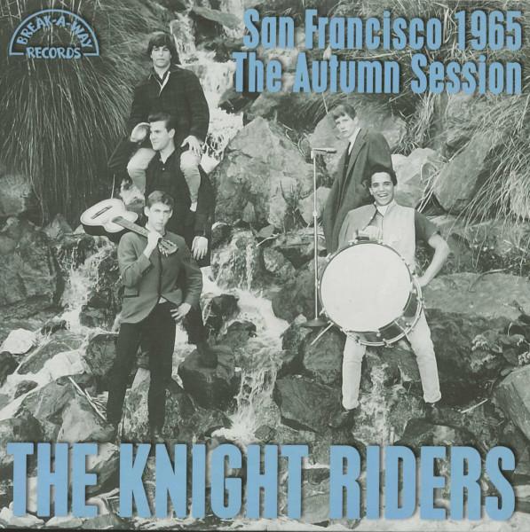 San Francisco 1965 - The Autumn Session (LP)