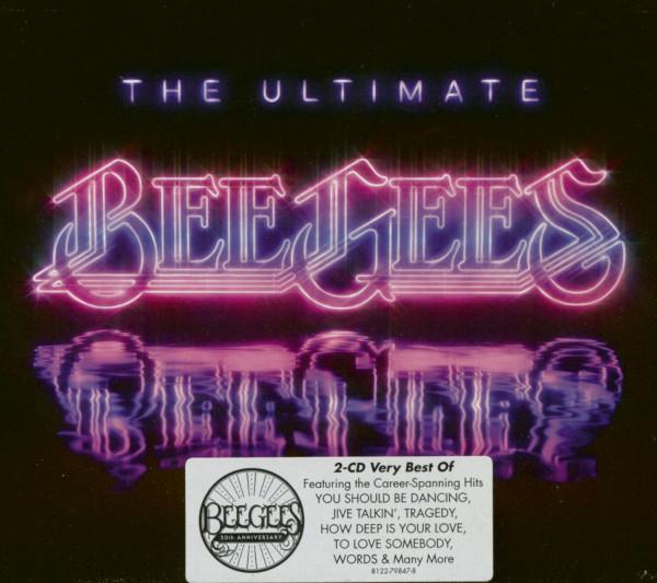Ultimate Bee Gees (2-CD)