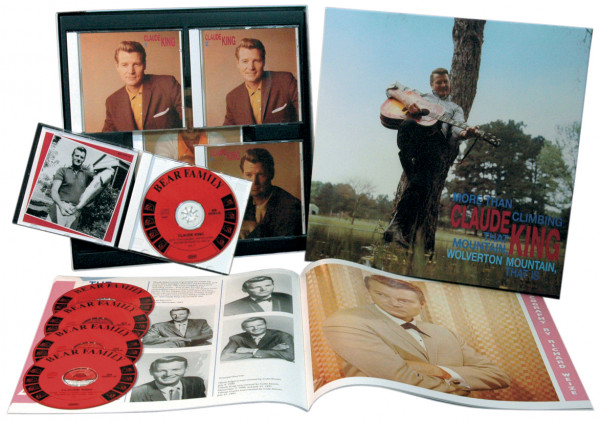 More Than Climbing That Mountain, Wolverton Mountain, That Is (5-CD Deluxe Box Set)