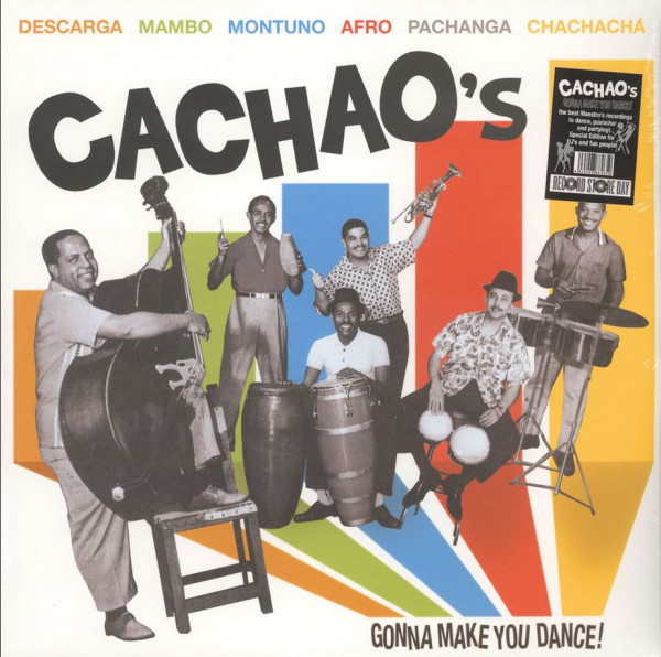 Cachao's Gonna Make You Dance (2-LP)