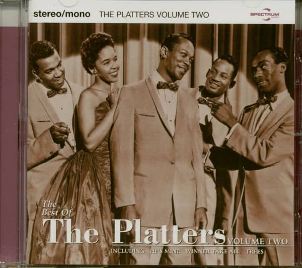 The Best Of The Platters Vol.2 (CD)