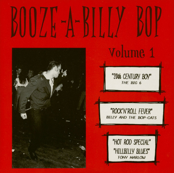 Booze-A-Billy Bop, Vol.1