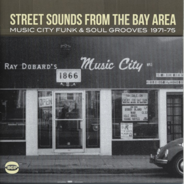 Street Sound From The Bay Area