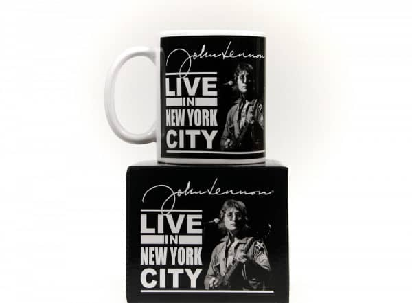 Live In New York City - Kaffeetasse