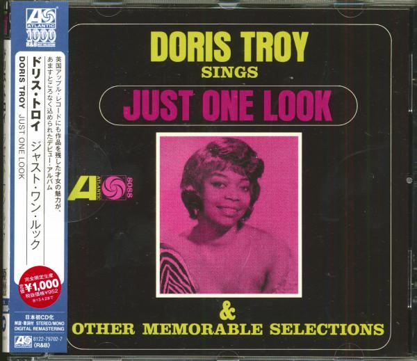 Doris Troy Sings Just One Look & Other Memorable Selections (CD, Japan)