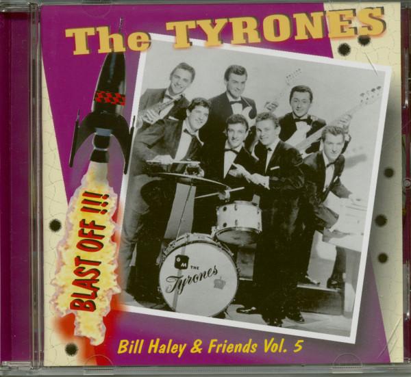 Blast Off!!! Bill Haley And Friends Vol.5