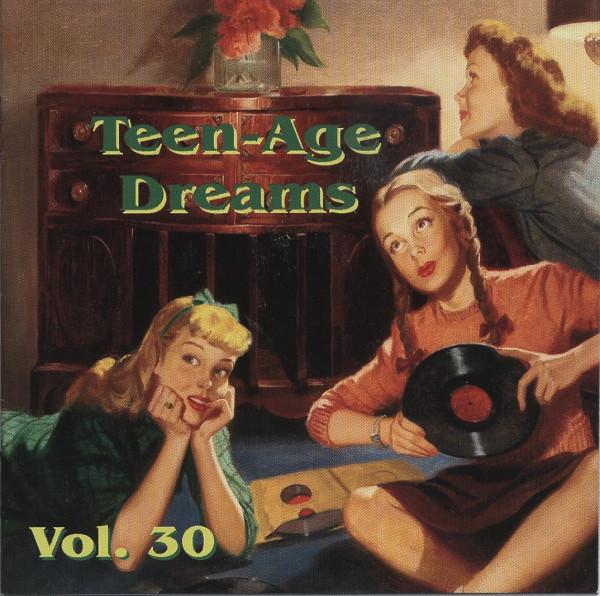Teen-Age Dreams Vol.30