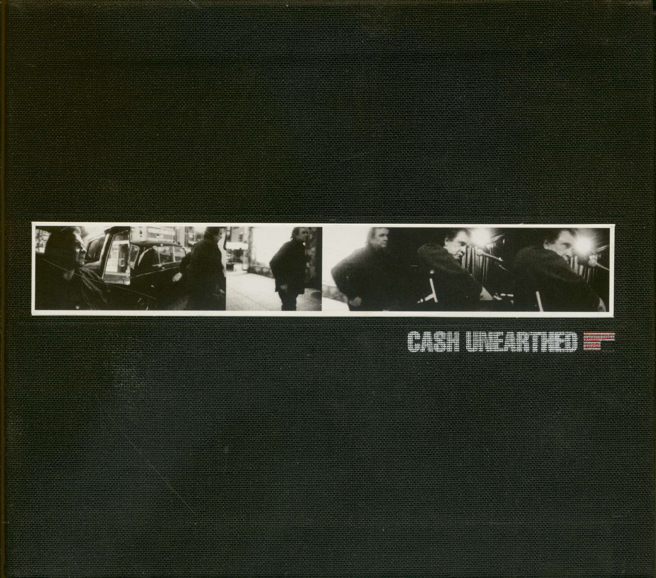 Johnny Cash Cd Cash Unearthed 5 Cd Bear Family Records