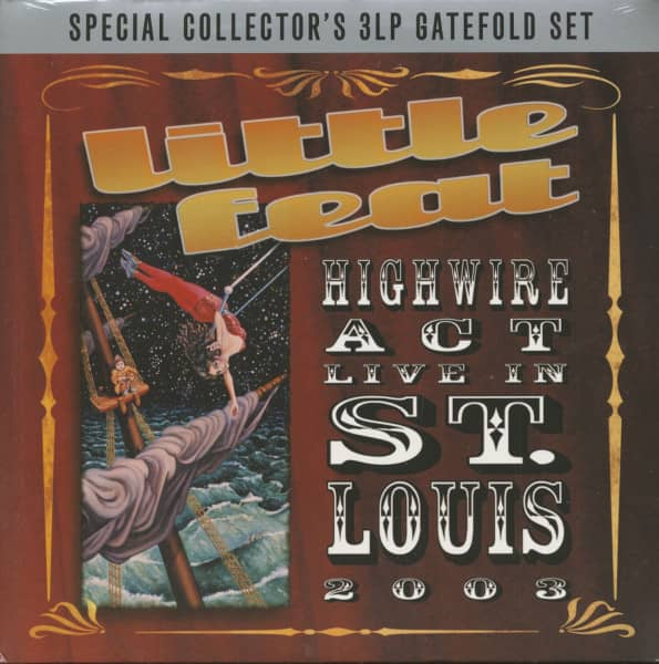 Highwire Act Live In St. Louis 2013 (3-LP)