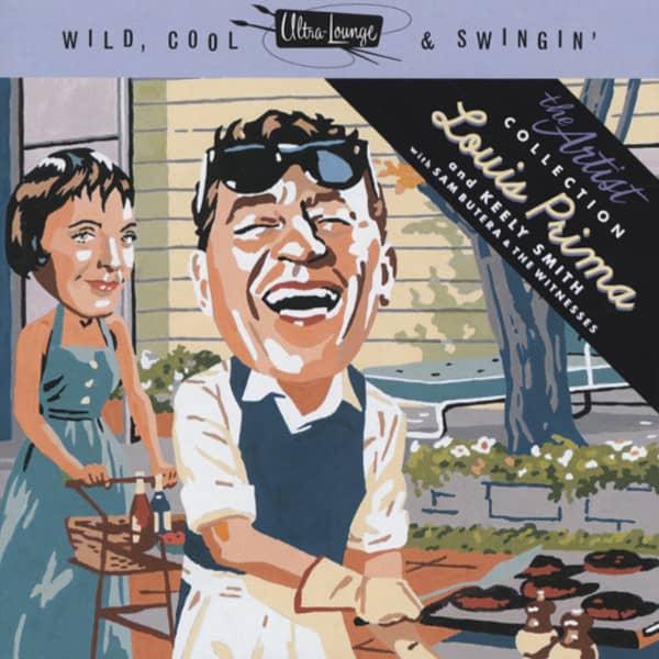Ultra Lounge - Wild, Cool & Swingin' 2-CD