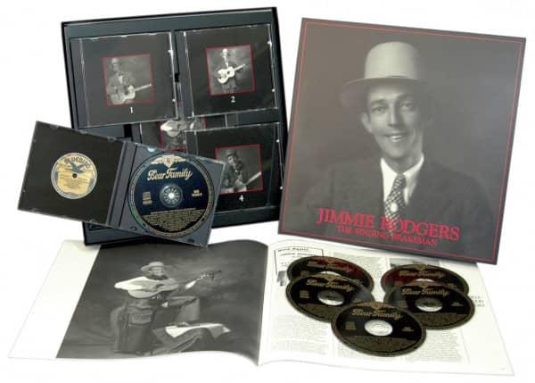 The Singing Brakeman (6-CD Deluxe Box Set)