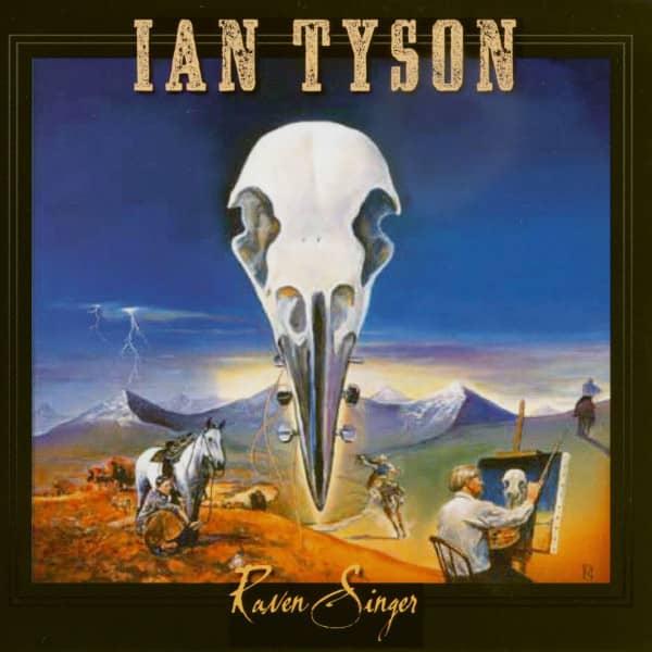 Raven Singer (CD)