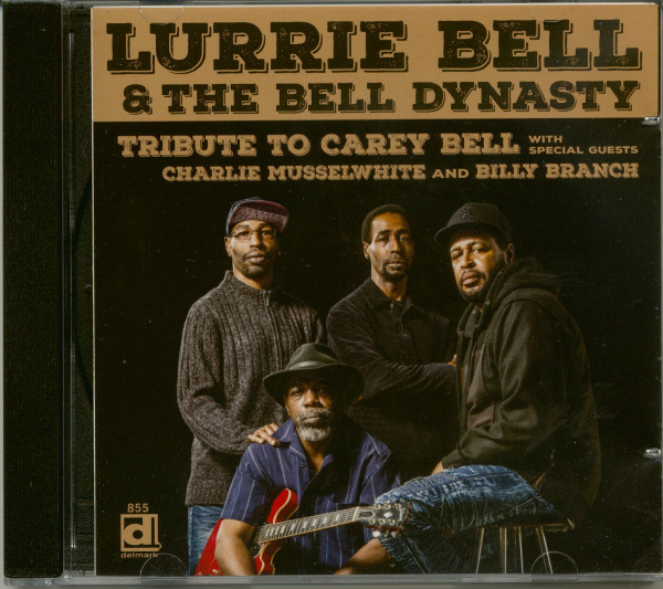 Tribute To Carey Bell (CD)