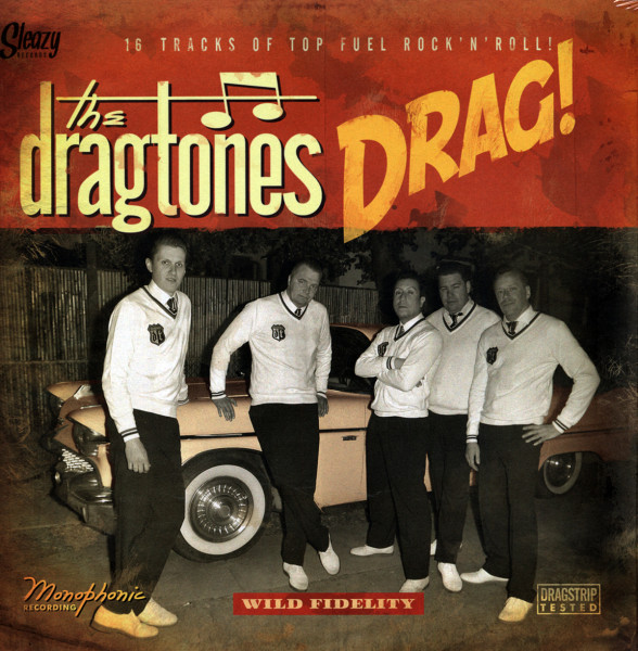 Drag! - The Wild Sessions