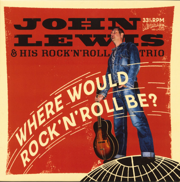 Where Would Rock'n'Roll Be? (LP)