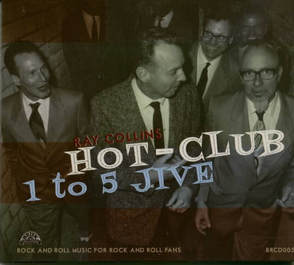 1 To 5 Jive (CD)