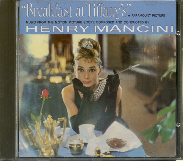 Breakfast At Tiffany's - Soundtrack (CD)