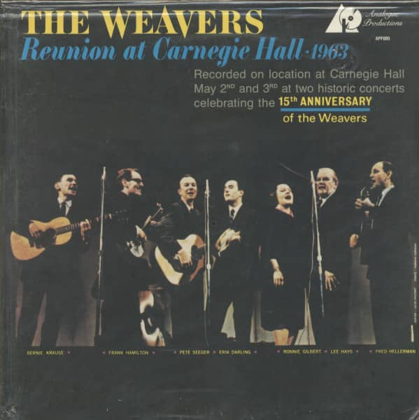 Reunion At Carnegie Hall 1963 (LP, Ltd Edition)