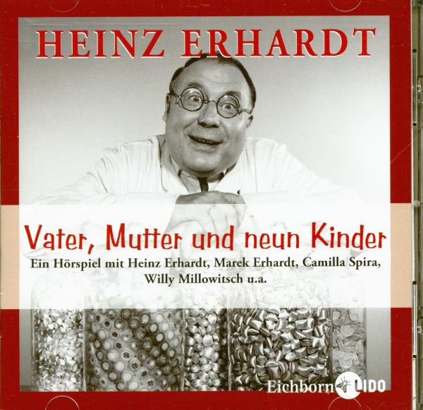Vater, Mutter und neun Kinder - Hörspiel (CD)