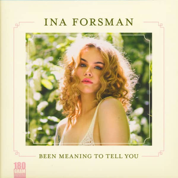 Been Meaning To Tell You (LP, 180g Vinyl)