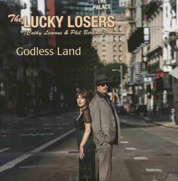 Godless Land (LP)