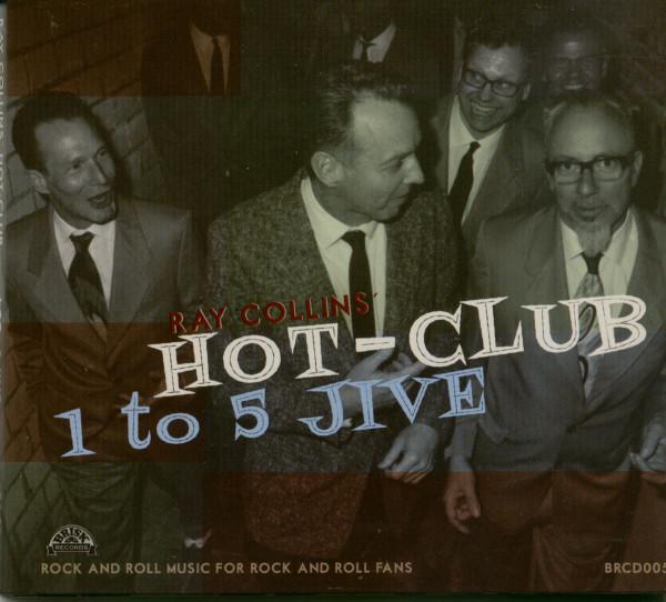 1 To 5 Jive (LP)