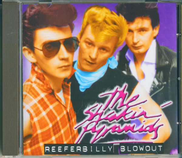 Reeferbilly Blowout (CD, Live)