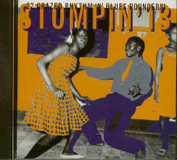 Stompin' Vol.13 (CD)