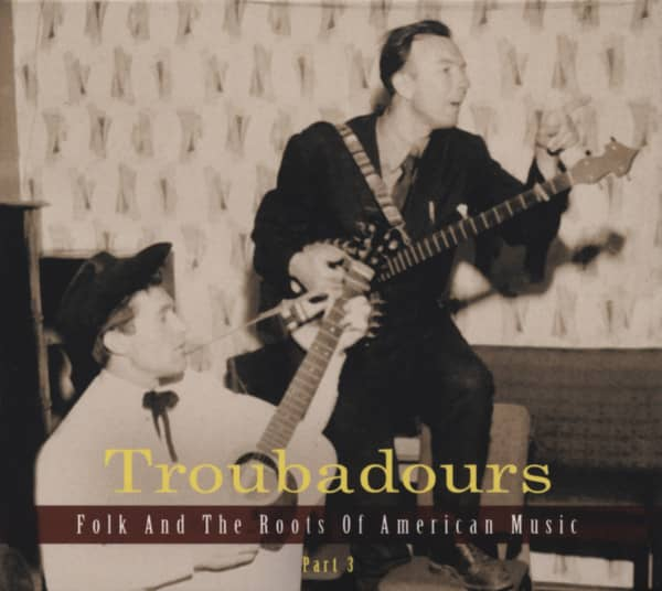 Vol.3, Folk And The Roots Of American Music (3-CD)