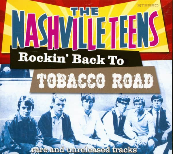 Rockin' Back To Tobacco Road (CD)