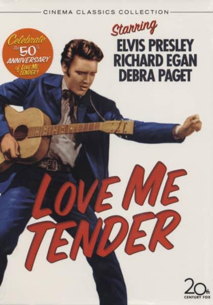 Love Me Tender - 50th Anniversary (1)