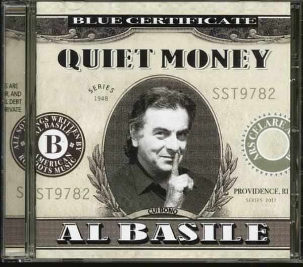 Quiet Money (CD)