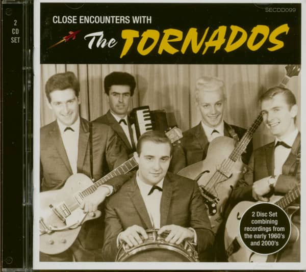 Close Encounters With The Tornados (2-CD)