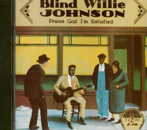 Praise God I'm Satisfied (CD)