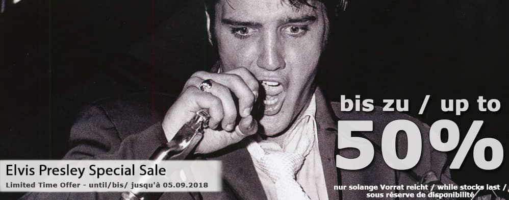 Elvis Presley Special Sale
