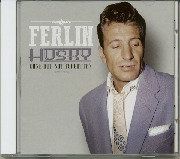 Gone But Not Forgotten (CD)