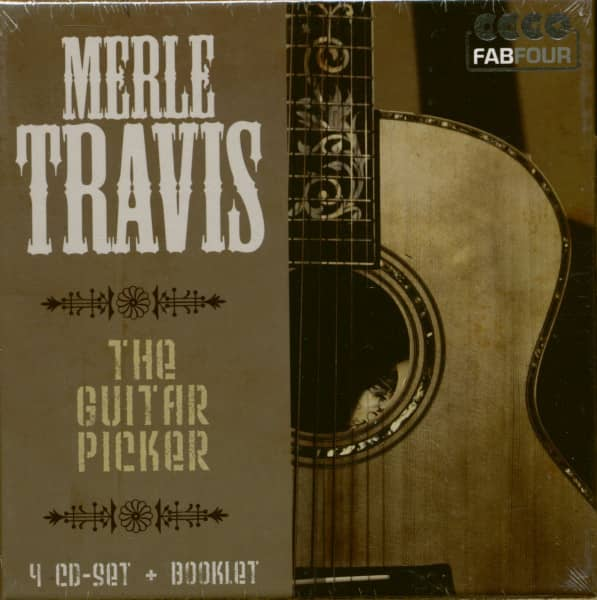 The Guitar Picker (4-CD)