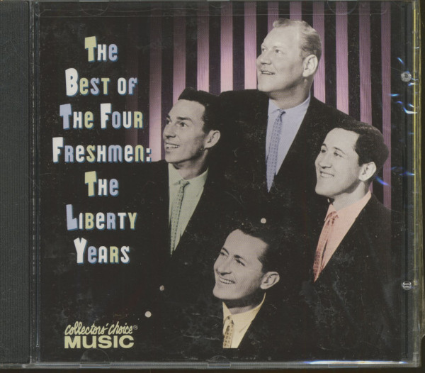 Best Of The Four Freshmen - The Liberty Years (CD)