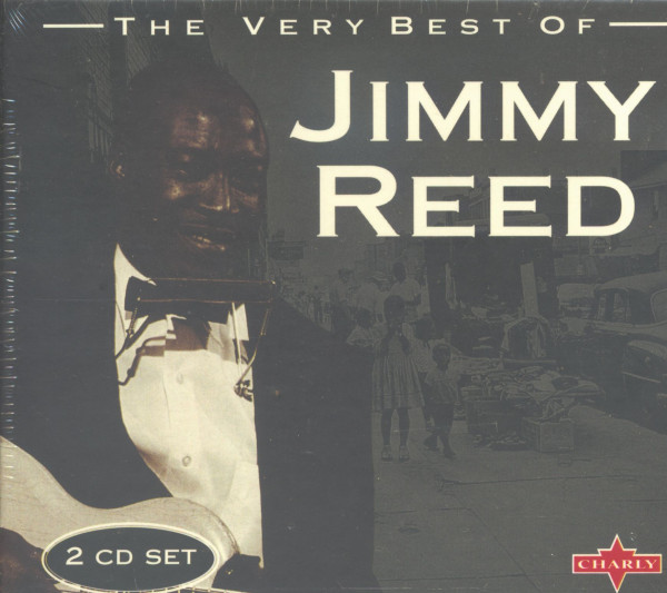 The Very Best Of Jimmy Reed (2-CD)